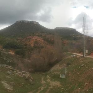 ¡Nueva ruta! Subida a las Tetas de Viana