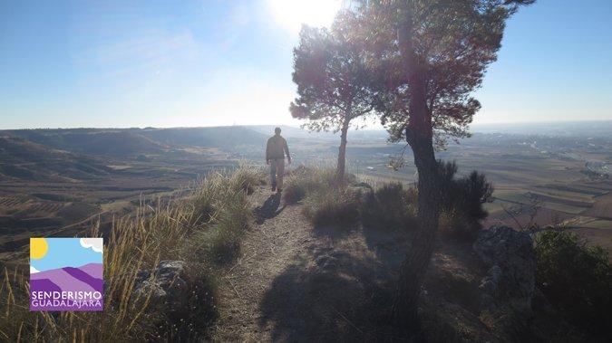 Camino del Pico de la Peña Hueva