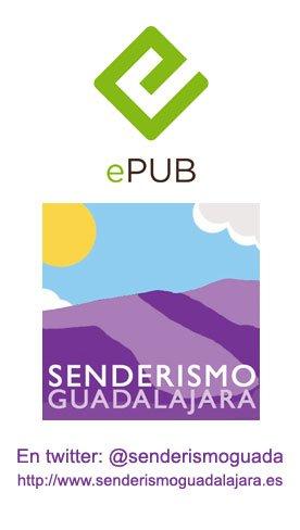 Guías de Senderismo por Guadalajara en ePub