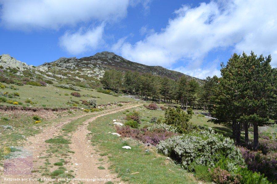 El Pico Santuy esperando a ser coronado