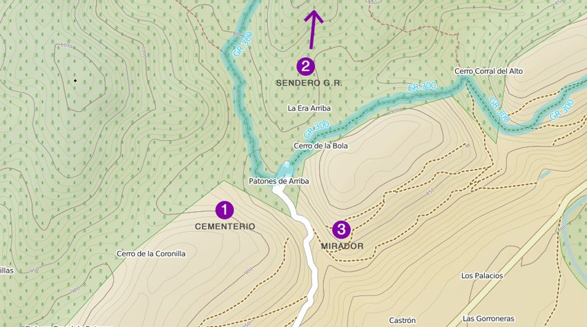 Tres zonas sugeridas para ampliar la visita a Patones de Arriba