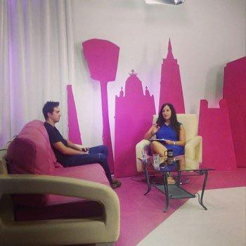 Entrevista en Canal Guadalajara