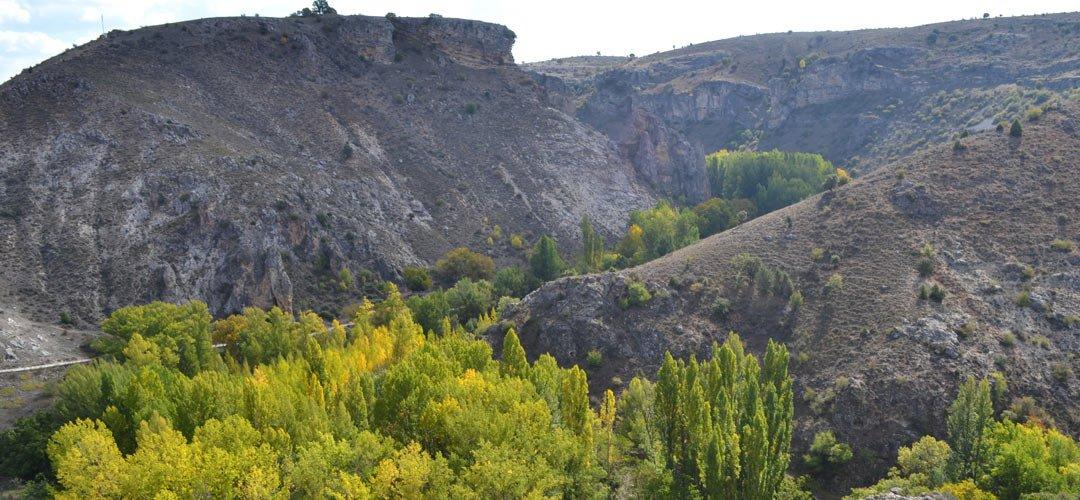 Visitar el Parque Natural del Barranco del Río Dulce