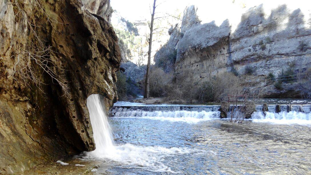 Senderismo por España: el Nacimiento del Río Pitarque, en el Maestrazgo Turolense