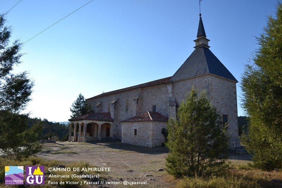 Ruta SPG-35: El Sabinar de Tamajón y Almiruete