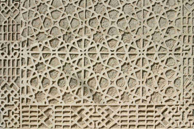 El esgrafiado segoviano, todo un arte, proveniente de los etruscos