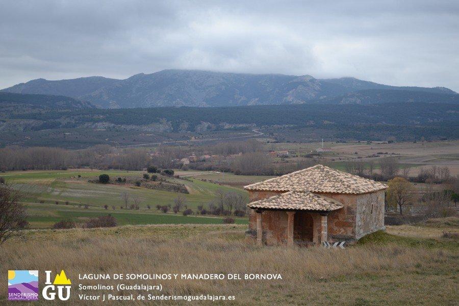 Paco Nadal ha visitado durante unos días la bonita Sierra Norte de Guadalajara