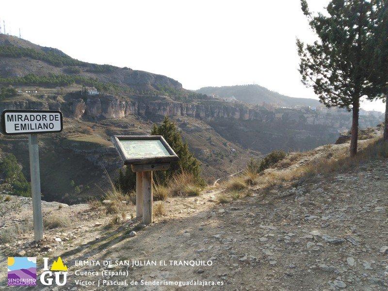 Senderismo por las Hoces del Júcar, en Cuenca