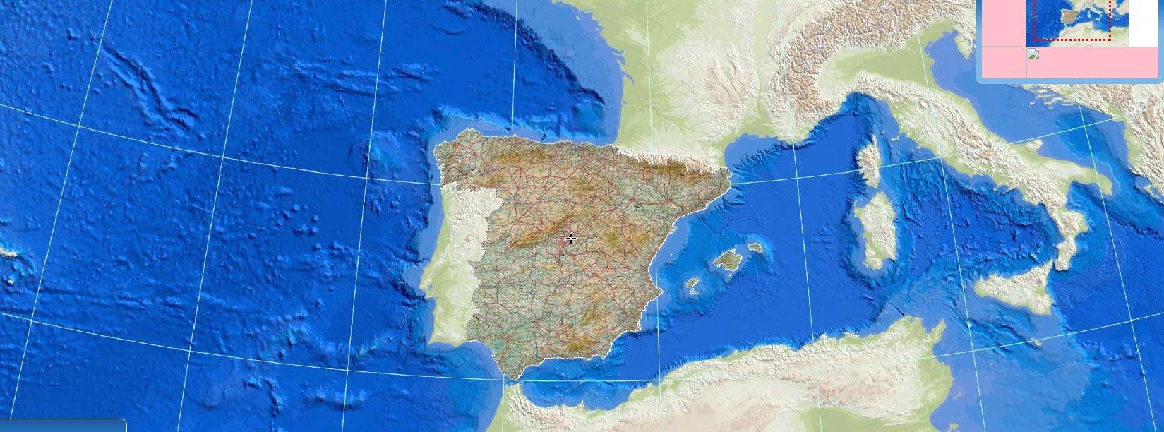 Curso completo de la Herramienta de Mapas IBERPIX2