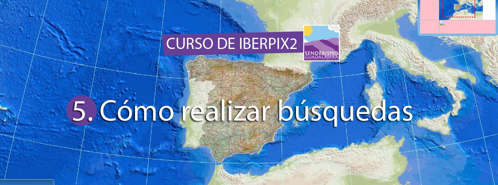 Curso de IBERPIX2 – Cap.05 Cómo realizar búsquedas en IBERPIX