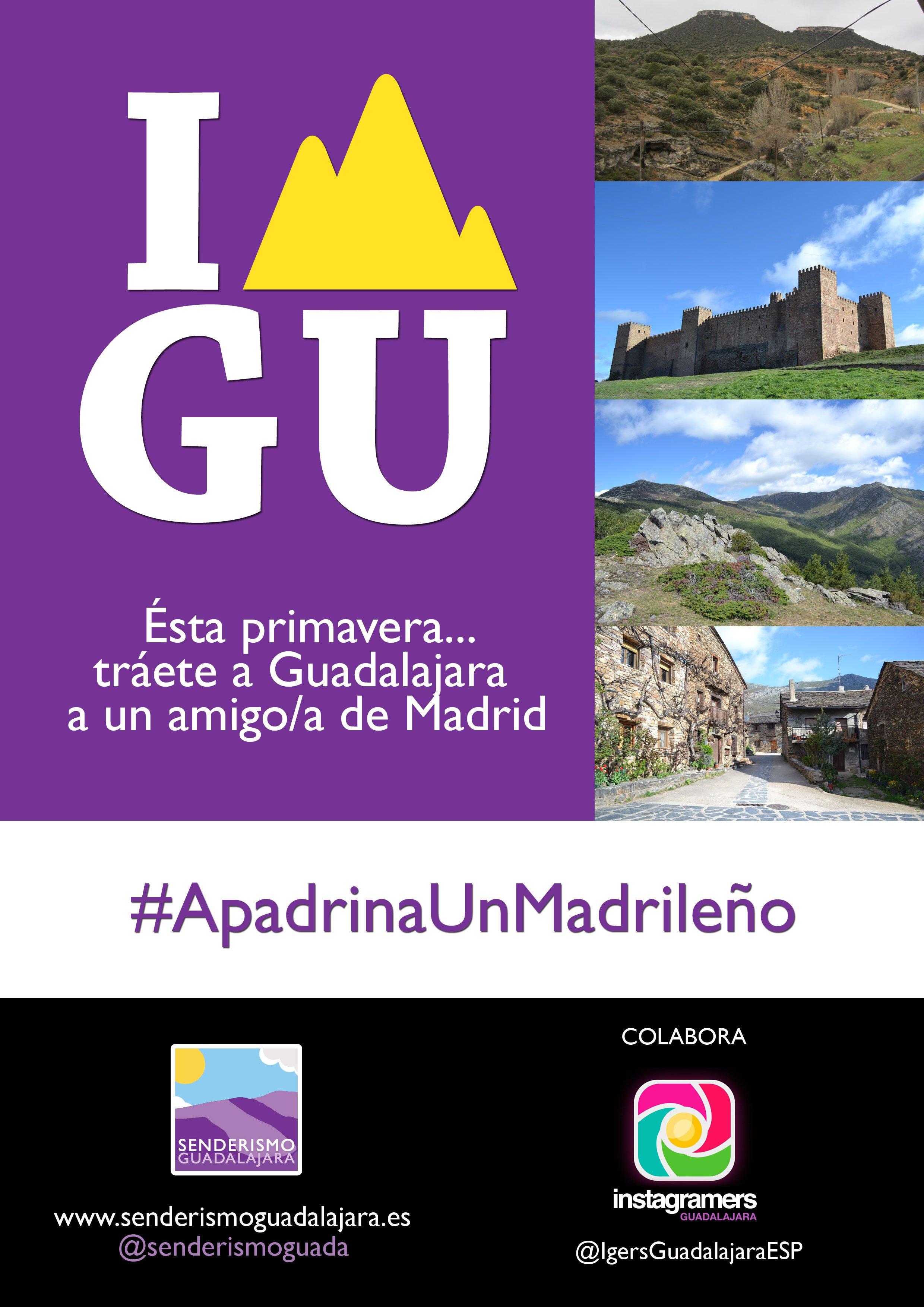 Esta primavera… #ApadrinaUnMadrileño