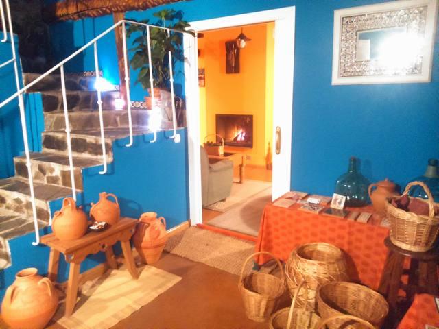 Casa Rural Pájaro Bobo