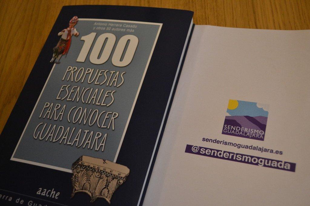 Libros de guadalajara (II): 100 propuestas esenciales para conocer Guadalajara