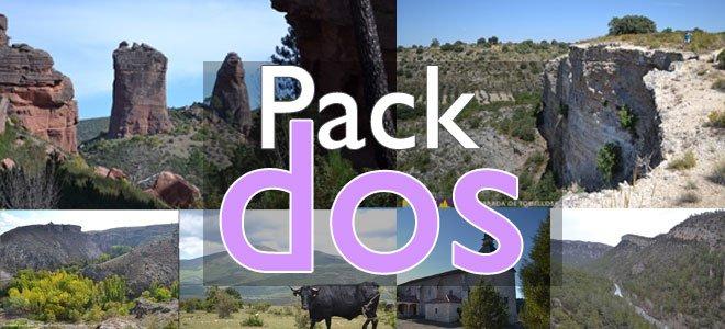 pack_DOS_senderismoguadalajara