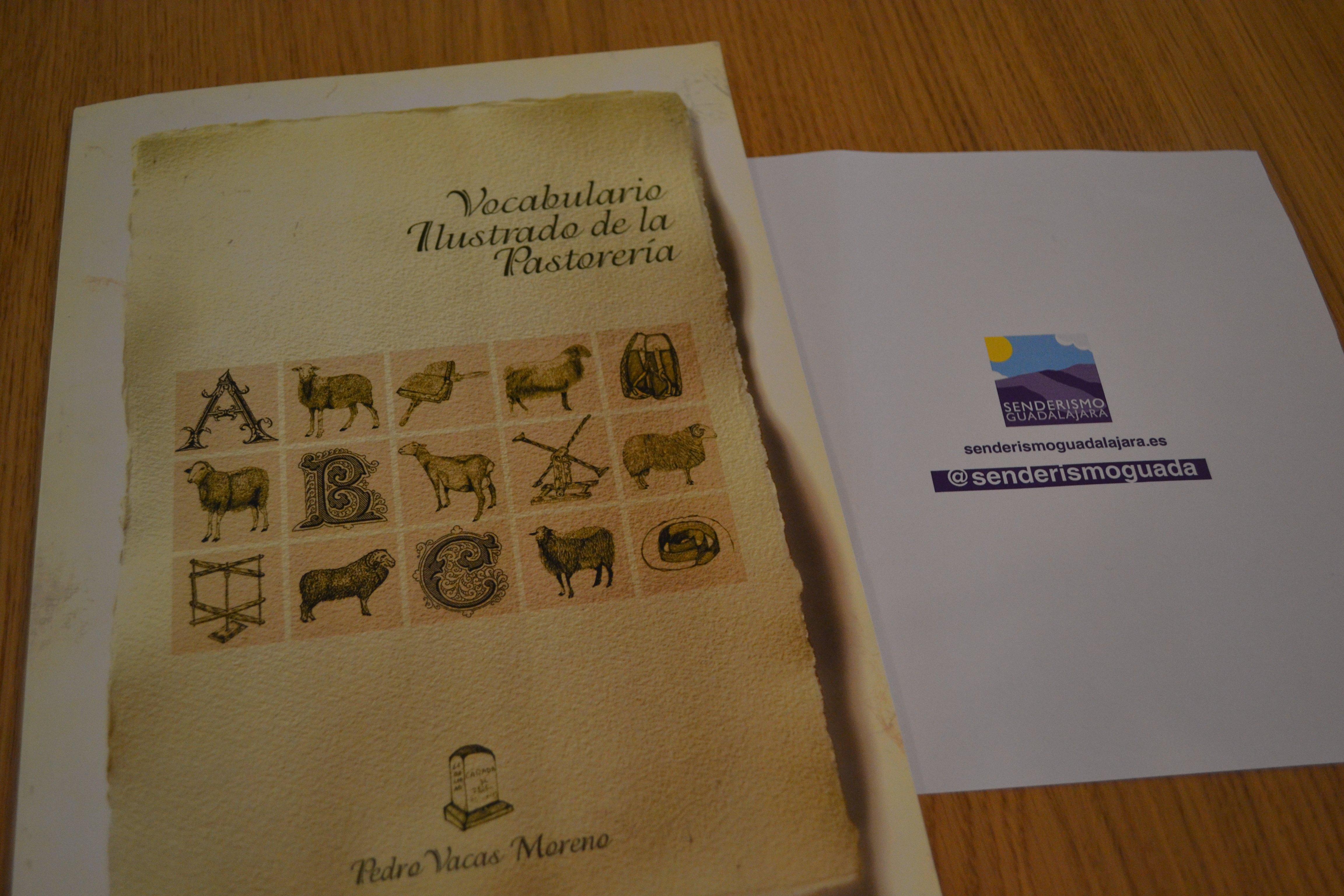 Libros de Guadalajara (I): Vocabulario Ilustrado de la Pastorería, de Pedro Vacas Moreno