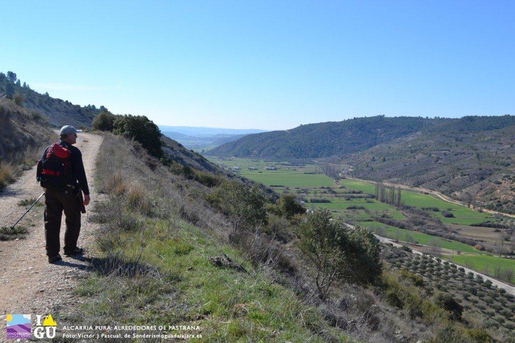 SPG-44: Ruta de senderismo por los alrededores de Pastrana