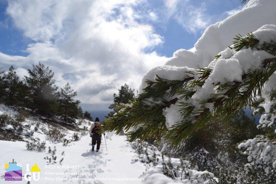 SPG-45: Subida al Pico Almiruete