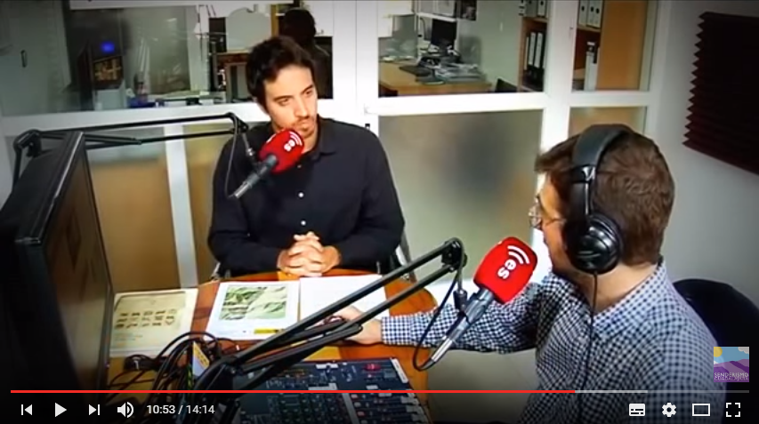 La experiencia de Caminos y Rincones de Guadalajara en la radio