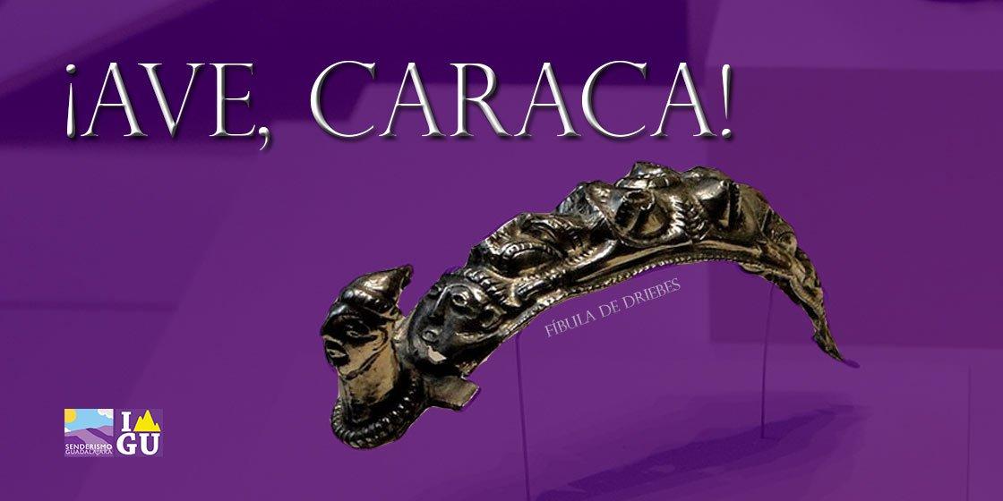 Así va el tema de Caraca, la ciudad romana de Driebes