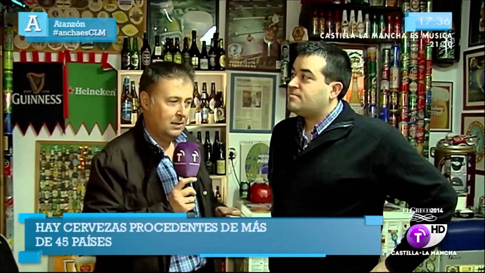 Curiosidades de Guadalajara (III): el Museo de la cerveza de Atanzón