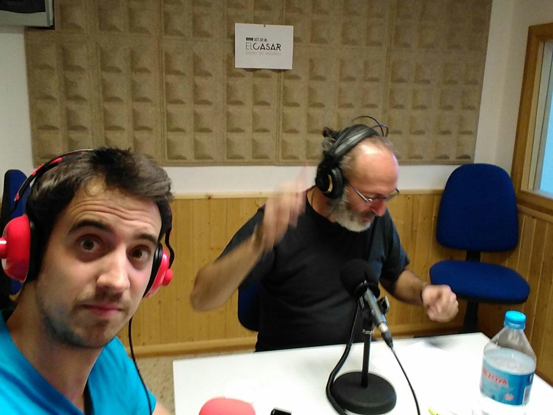 Entrevista en El Cronovisor, de Plusradio.es