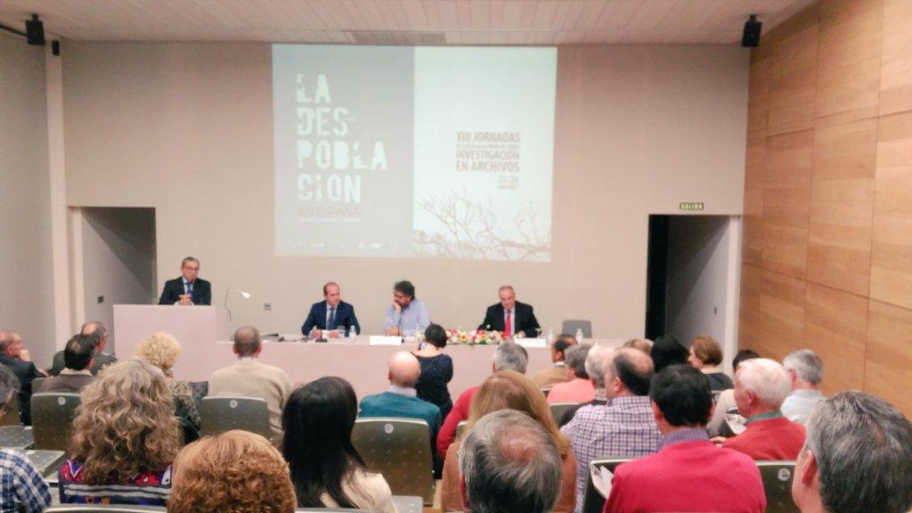 Sergio del Molino, su libro «La España Vacía» y su ponencia sobre la despoblación