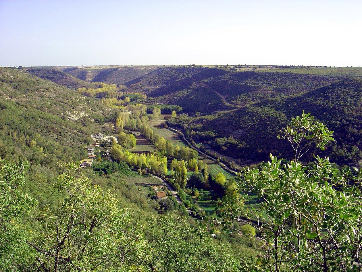 El Valle del Ungría será declarado Paisaje protegido