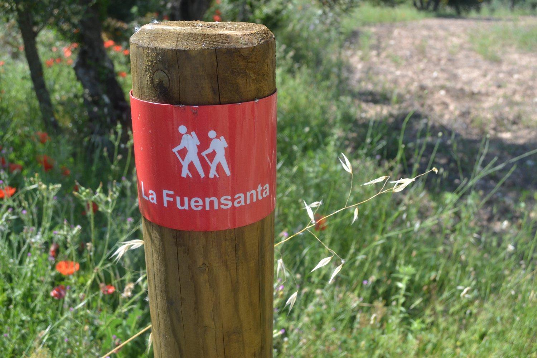 Inauguradas las 4 nuevas rutas de senderismo en Horche