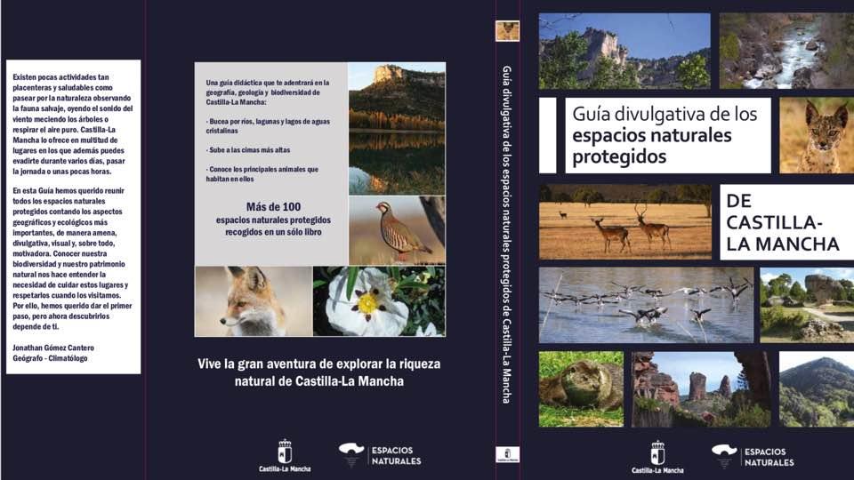 Senderismoguadalajara.es participa en la Guía divulgativa de los espacios naturales de Castilla-La Mancha