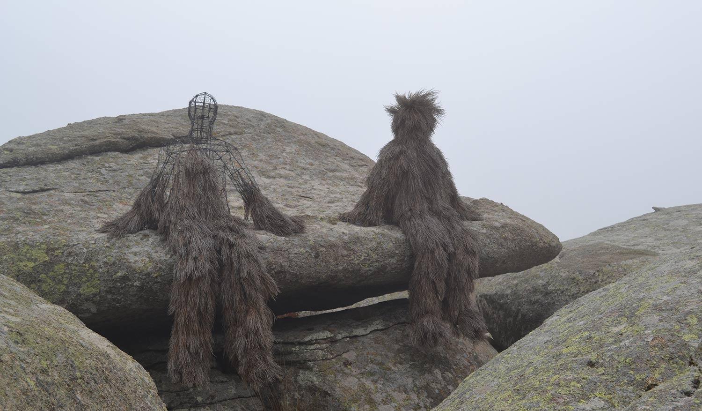 Arte entre la niebla: Hoyocasero, Cerro Gallinero y Soles de Gredos