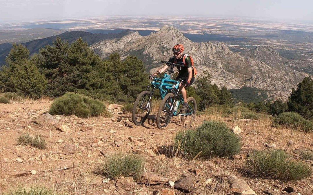 ASCENDU, la bici de montaña que SÍ sube montañas