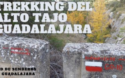 Recorrer el Trekking del Alto Tajo