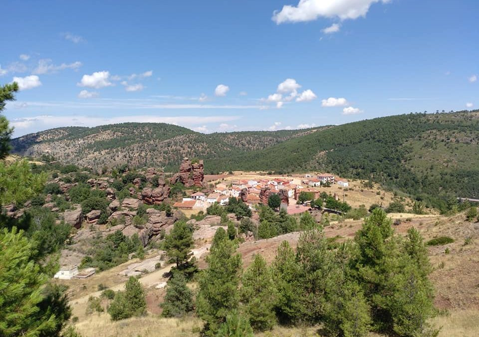 Trekking del Alto Tajo: etapa 1. Orea – Checa – Chequilla – Peralejos