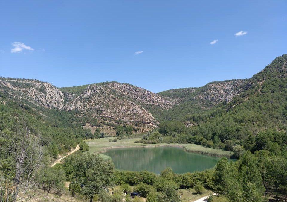 Trekking del Alto Tajo: etapa 2. Peralejos de las Truchas – Fuente del Vivero (Peñalen)