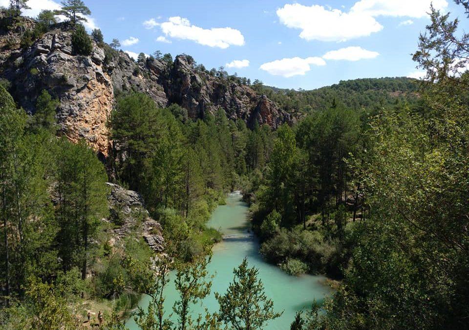Trekking del Alto Tajo: etapa 3. Fuente del Vivero – Villar de Cobeta