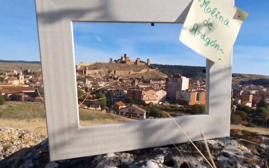 «El marco de fotos que dejó el Cid en su camino», de Adrián Eslava, ganador del Concurso de Vídeos Camino del Cid