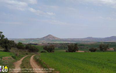 Saliendo de Guadalajara por el recorrido del Camino del Cid – La Algarada de Álvar Fáñez