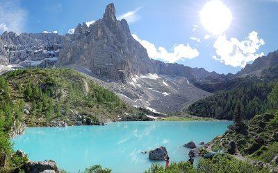 Trekkings por el mundo: Lago di Sorapis, en Dolomitas (Italia)