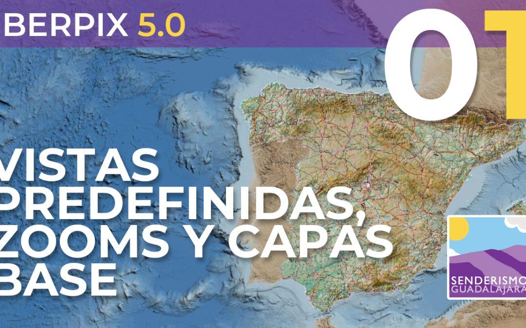 Curso Online de IBERPIX 5.0, visor de mapas del IGN